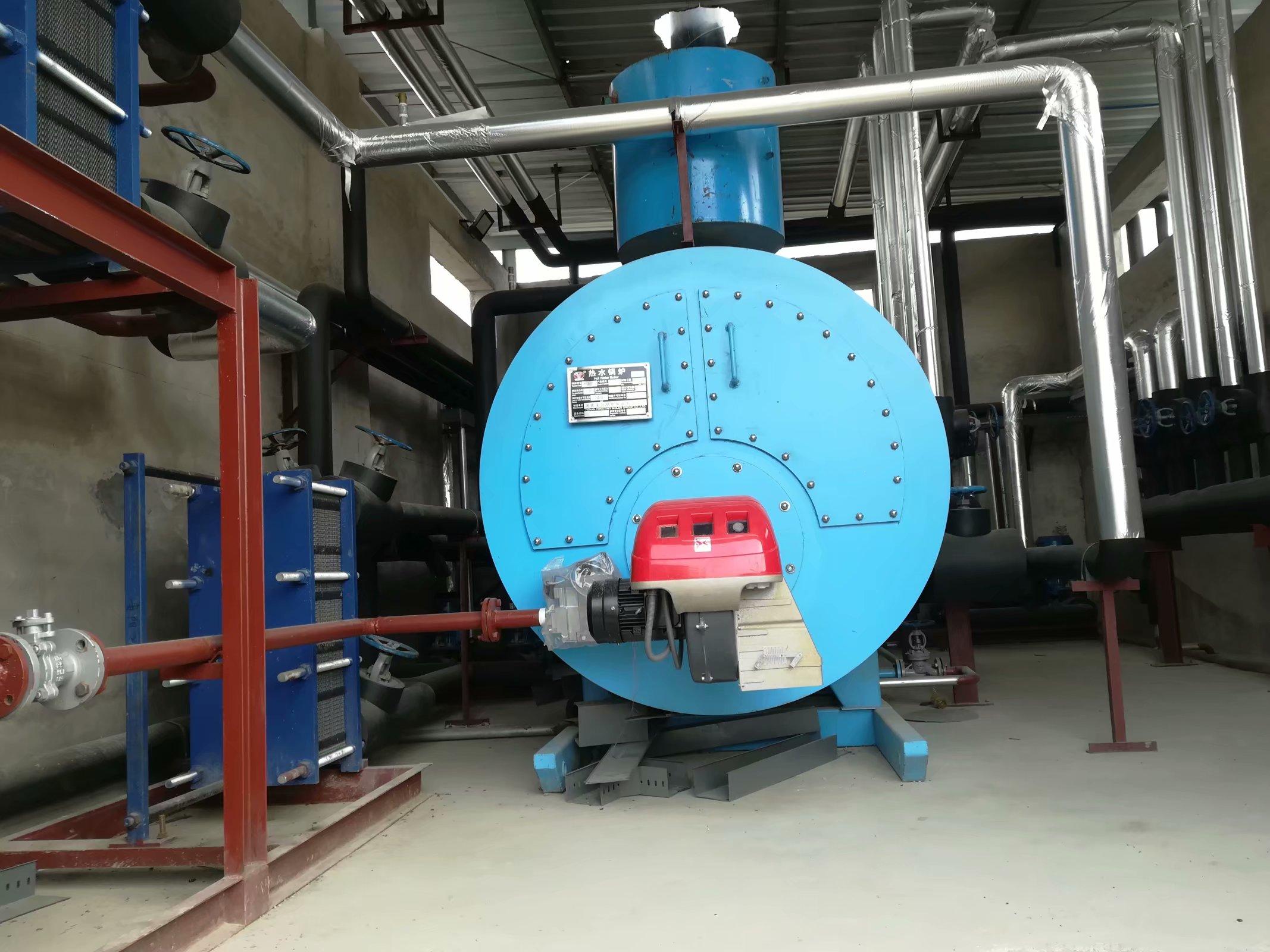 首鋼貴鋼供暖工程